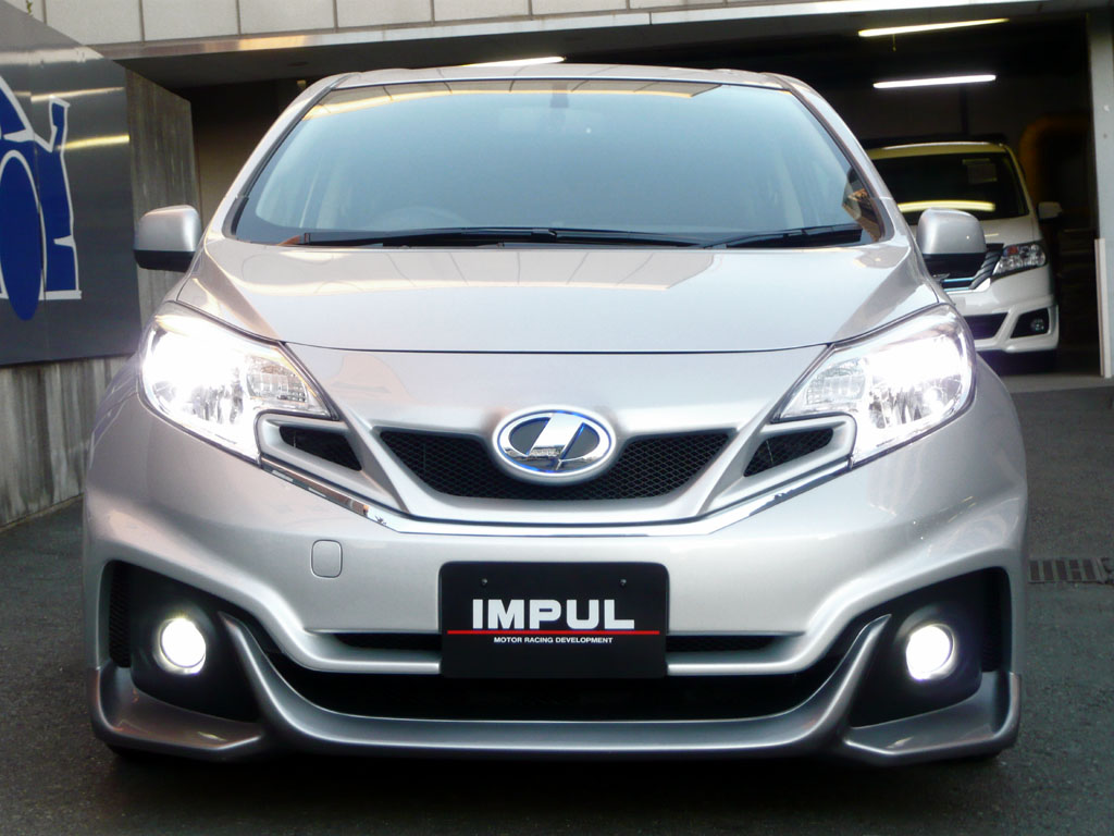 impul nissan note e11