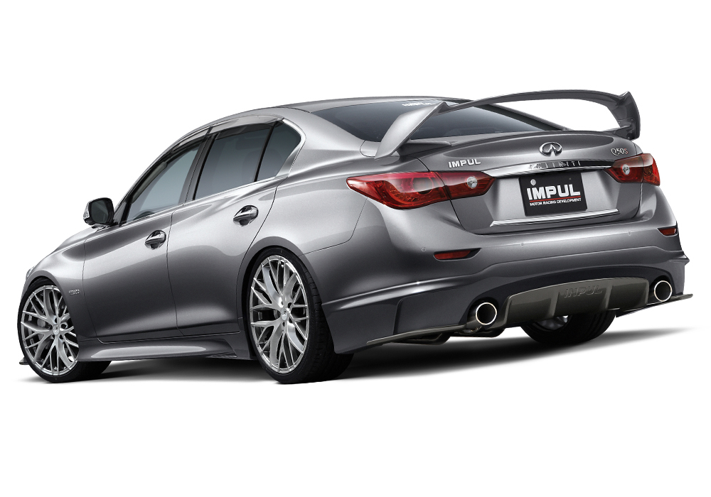 impul skyline 537s body kit page 5 infiniti q50 forum. Black Bedroom Furniture Sets. Home Design Ideas