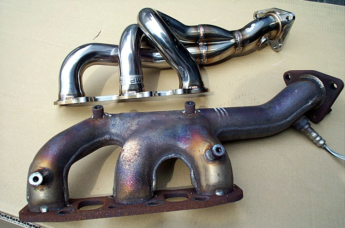 Authentic IMPUL Headers - G35Driver - Infiniti G35 & G37